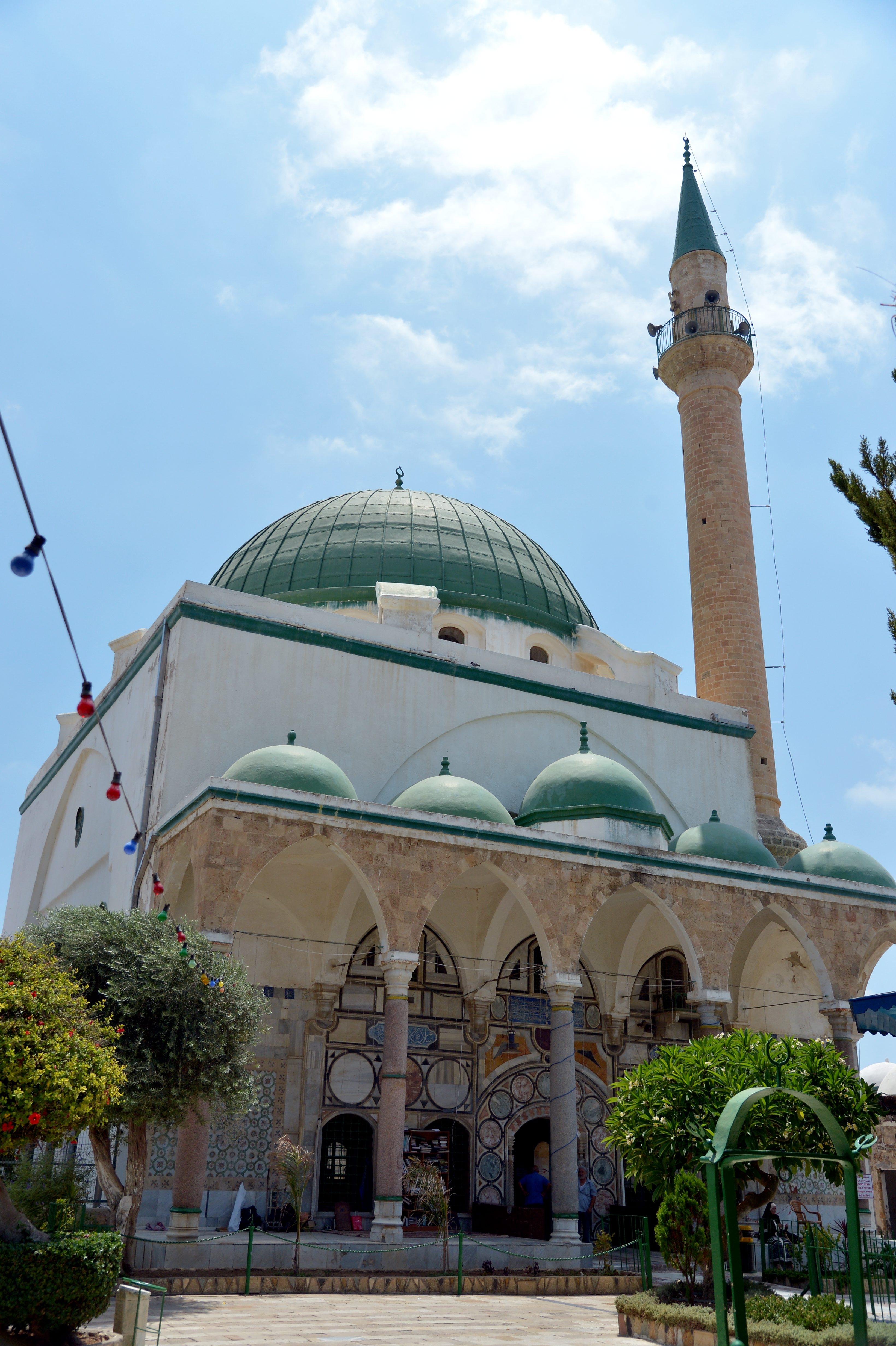 מסגד בעכו
