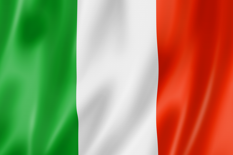 דגל איטליה