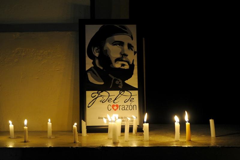 נפרדים מפידל קסטרו