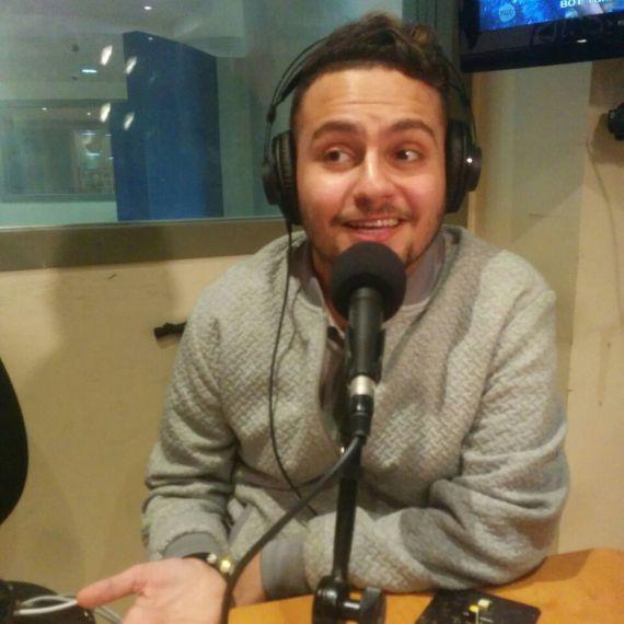 נתן מוניס מתארח באולפן