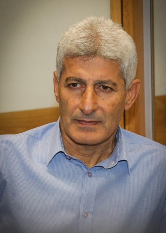 ראש עיריית אור יהודה לשעבר דוד יוסף