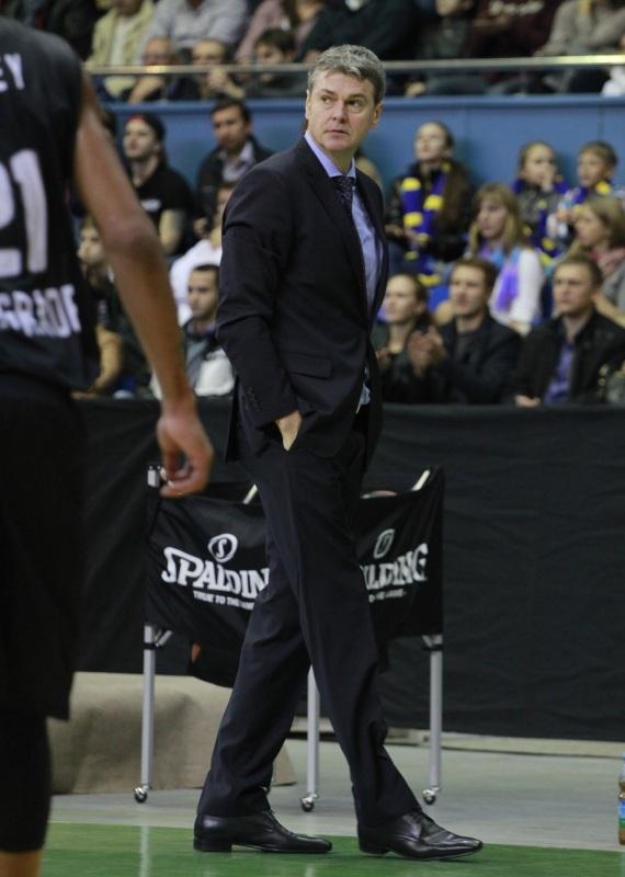 המאמן החדש של מכבי איינארס בגאצקיס