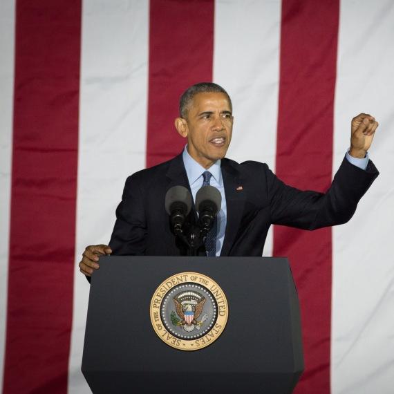 הנשיא ברק אובמה