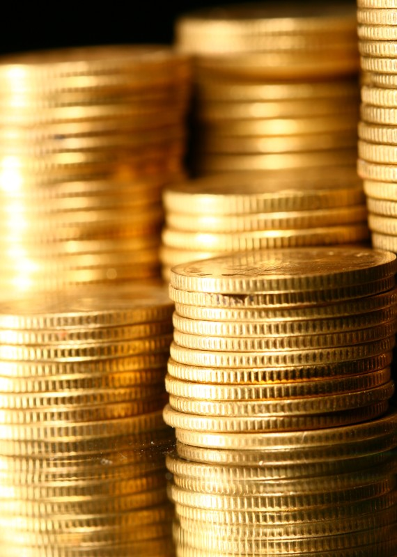 מטבעות זהב