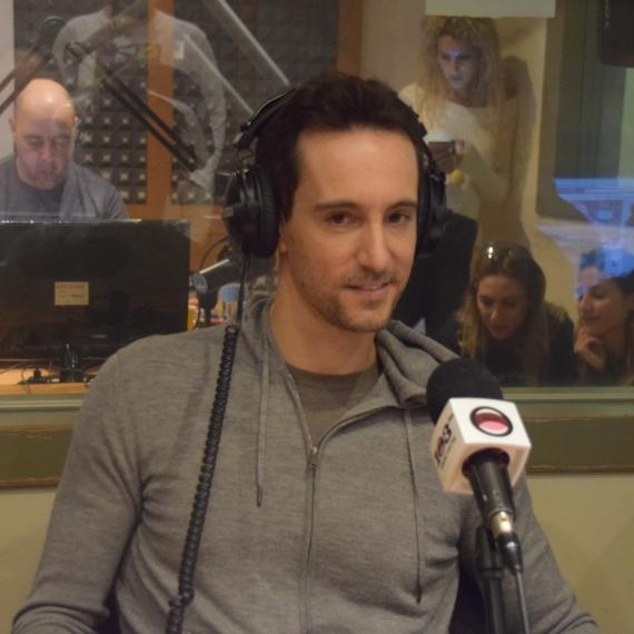 עברי לידר מתארח באולפן 103FM