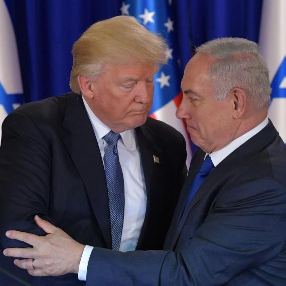 """ראש הממשלה ונשיא ארה""""ב"""