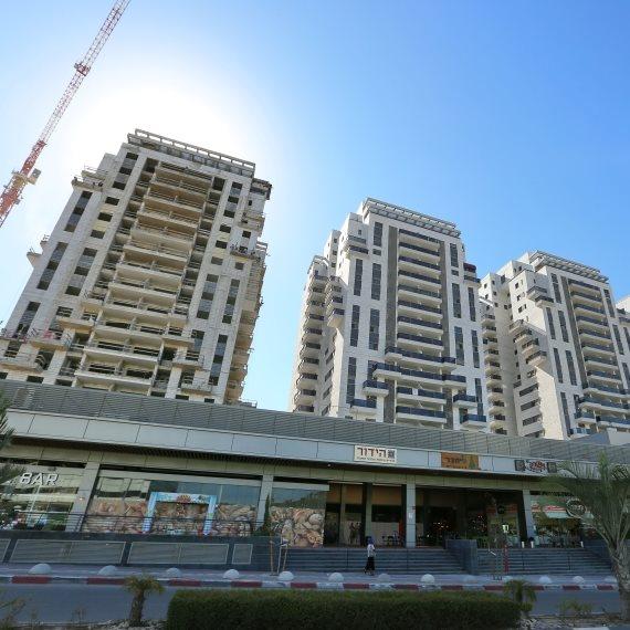 בנייני דירות