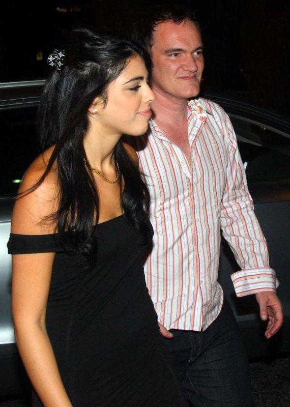 דניאלה פיק וקוונטין טרנטינו