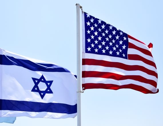 """ישראל וארה""""ב"""