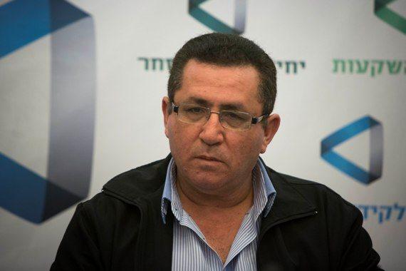 """יו""""ר התאחדות הכדורגל עופר עיני"""