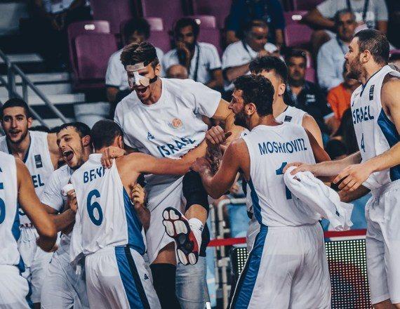 נבחרת העתודה של ישראל בכדורסל