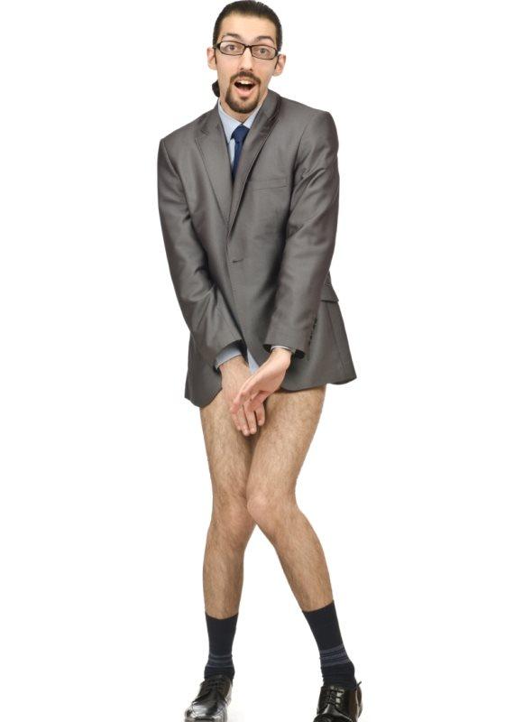 גבר עירום
