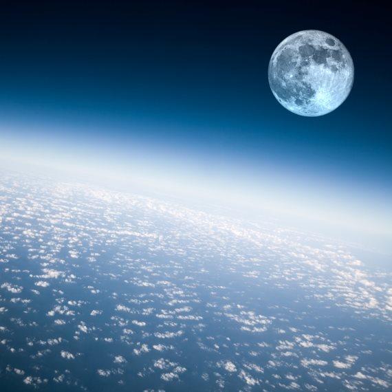 כדור הארץ כוכבים שמיים