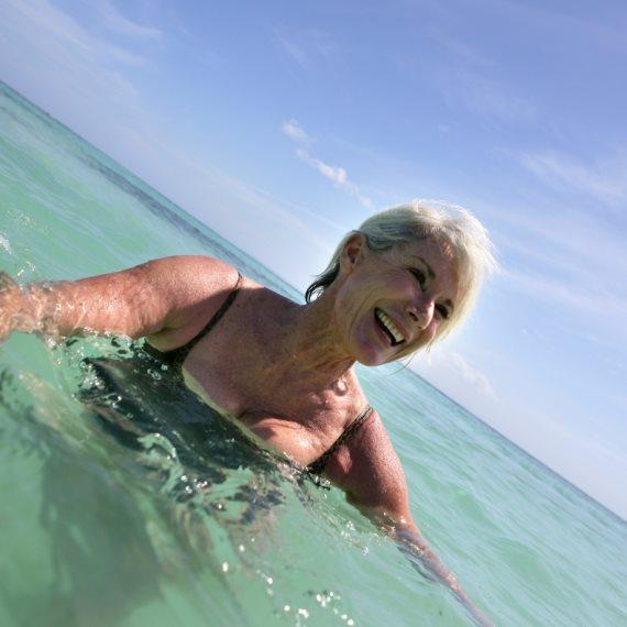 סבתא שוחה