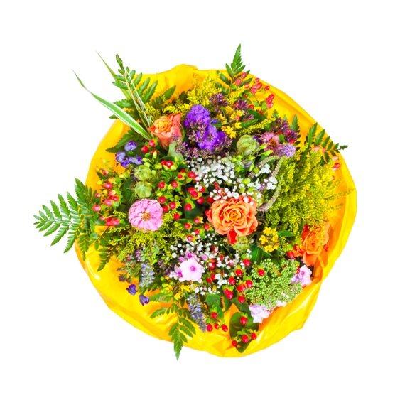 זר פרחים