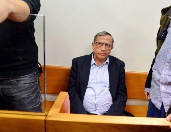 ראש עיריית רמת גן ישראל זינגר