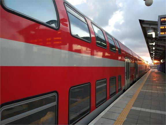 רכבת ישראל - אילוסטרציה