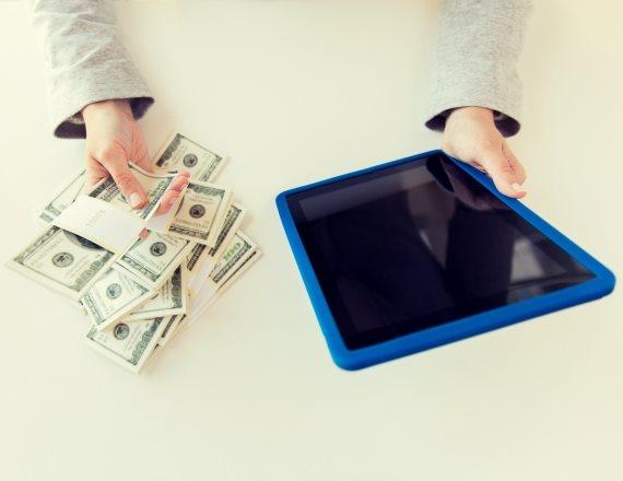 כסף אפליקציה טכנולוגיה