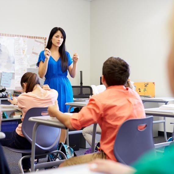 תלמיד בכיתה