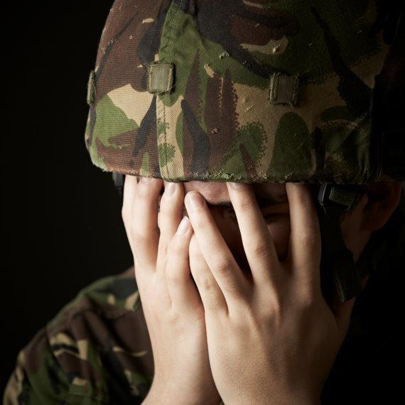 טראומה - חייל