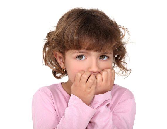 ילדה שותקת