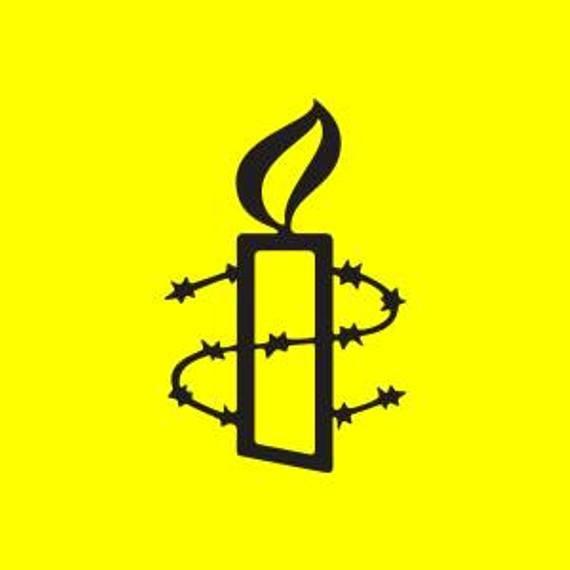 לוגו 'אמנסטי אינטרנשיונל'