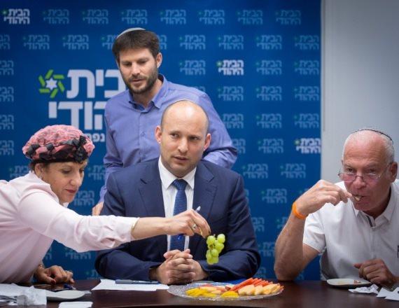 ישיבת סיעת 'הבית היהודי'