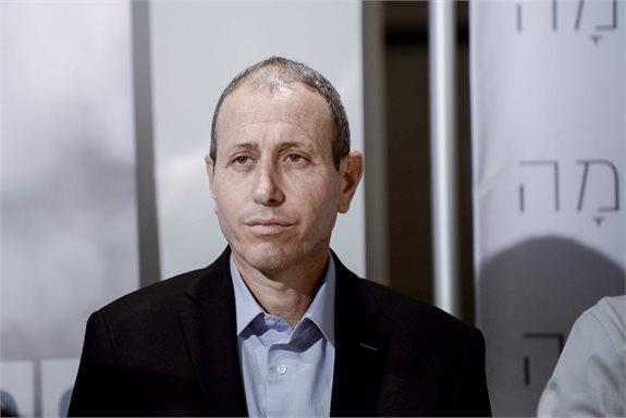 ראש עיריית עכו שמעון לנקרי