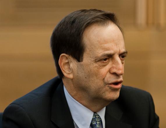 שר המשפטים לשעבר דן מרידור
