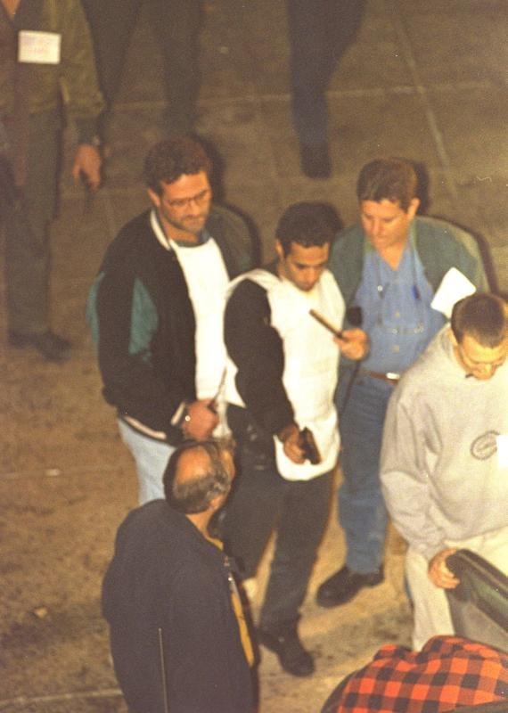יגאל עמיר משחזר את הרצח