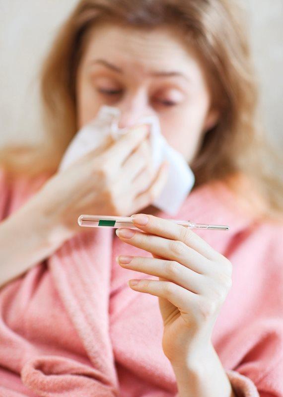 צינון חולי מחלה