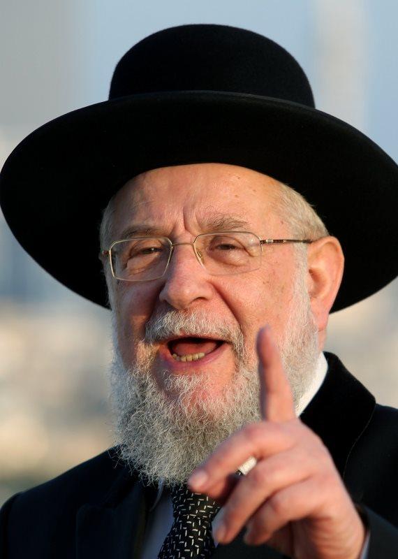 ישראל מאיר לאו