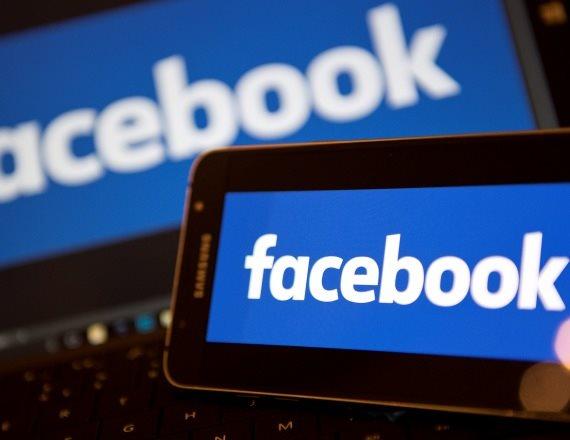 לוגו 'פייסבוק'