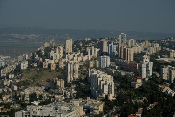הנוף של חיפה