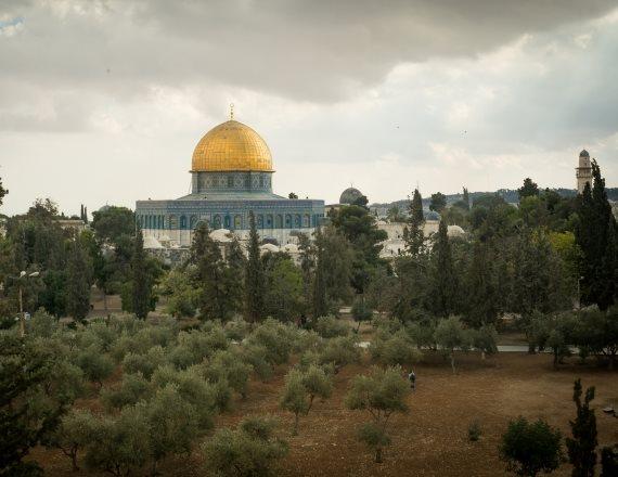 הר הבית בירושלים