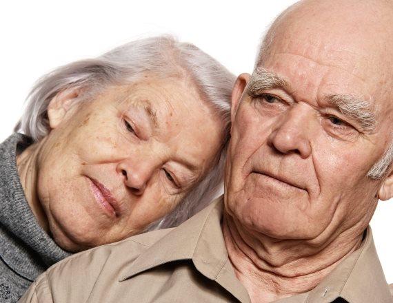 אוהבים קשישים