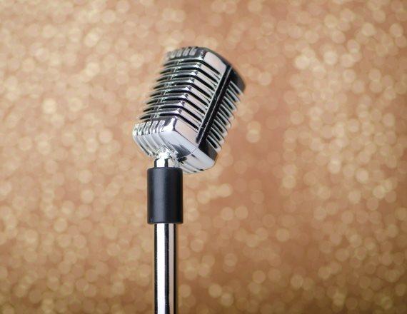 מוזיקה מיקרופון