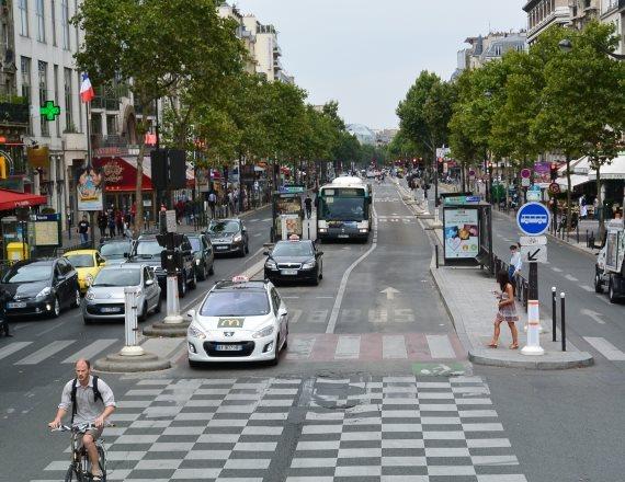 נתיבי תחבורה ציבורית