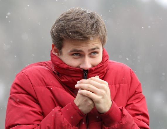 חורף קור