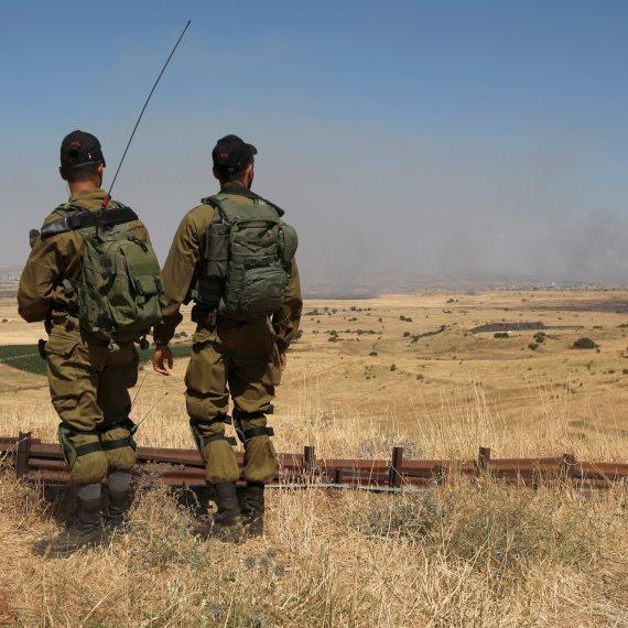חיילים על הגבול