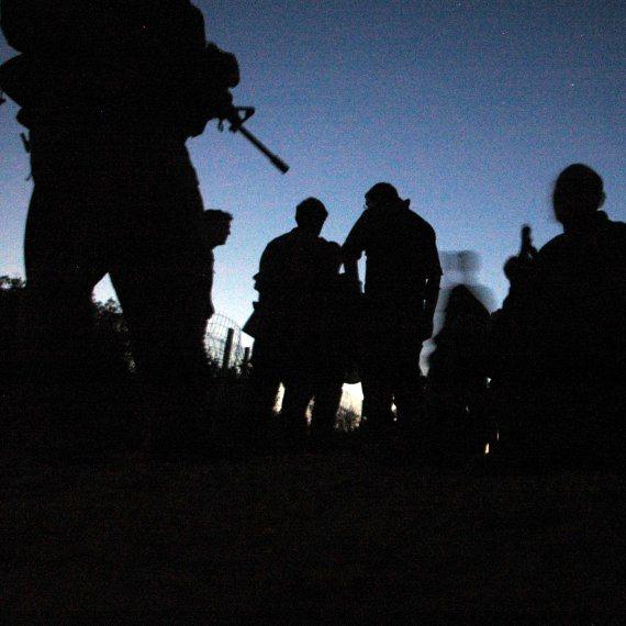 חיילים בפטרול