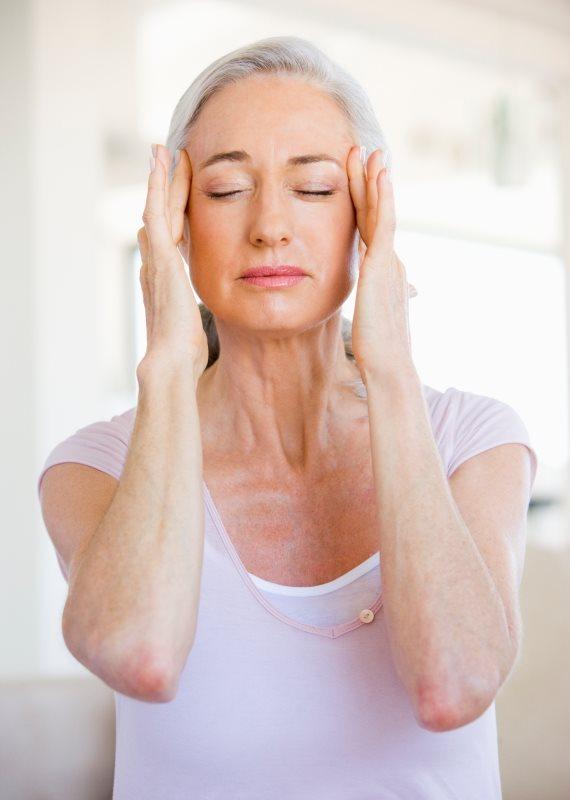 כאב ראש זקנה