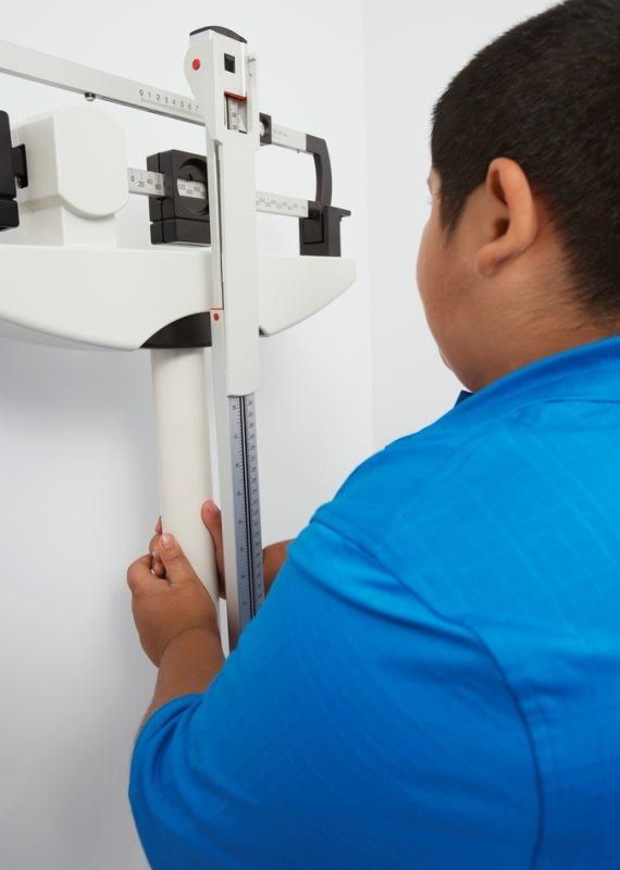 השמנה ילד שומן