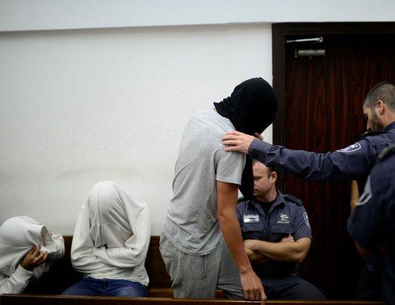 מעצר חברי ארגון לה פמיליה
