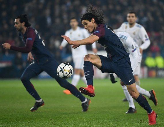 ריאל מדריד נגד פריז סן ז'רמן