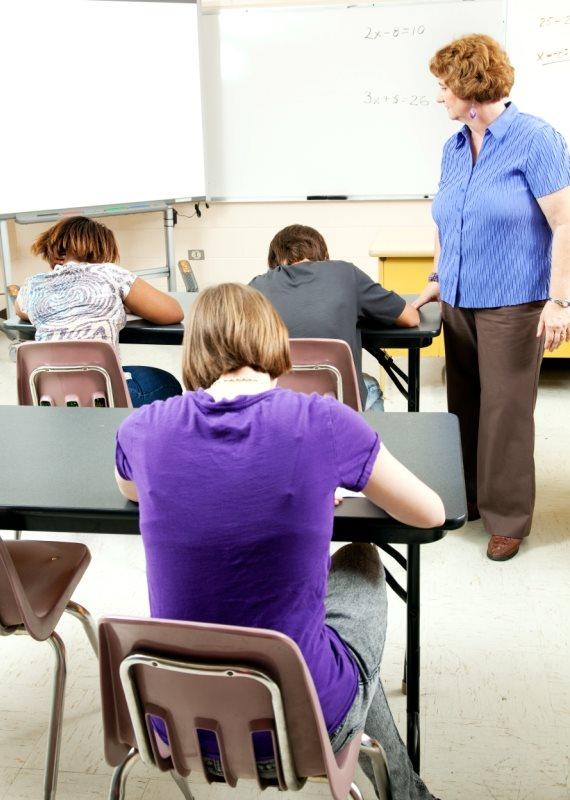 מבחן בכיתה