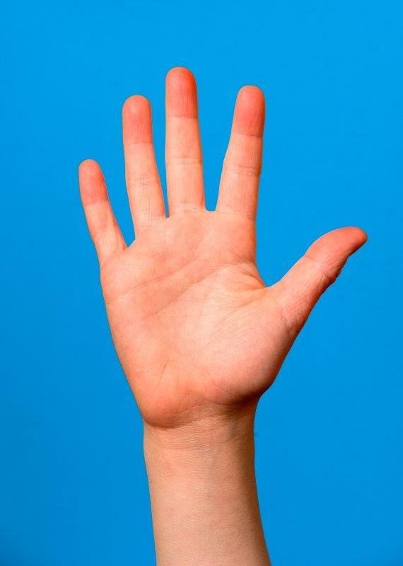 אצבעות