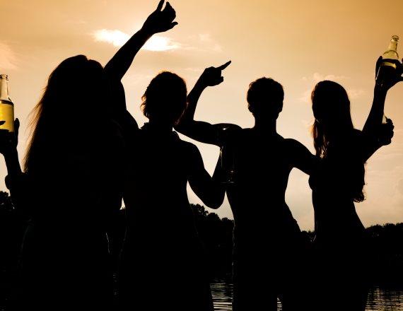 מסיבה ריקודים