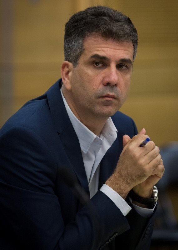 """שר הכלכלה ח""""כ אלי כהן"""