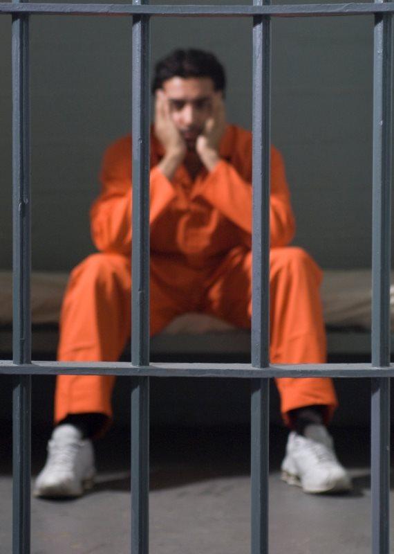 אסיר בבית סוהר